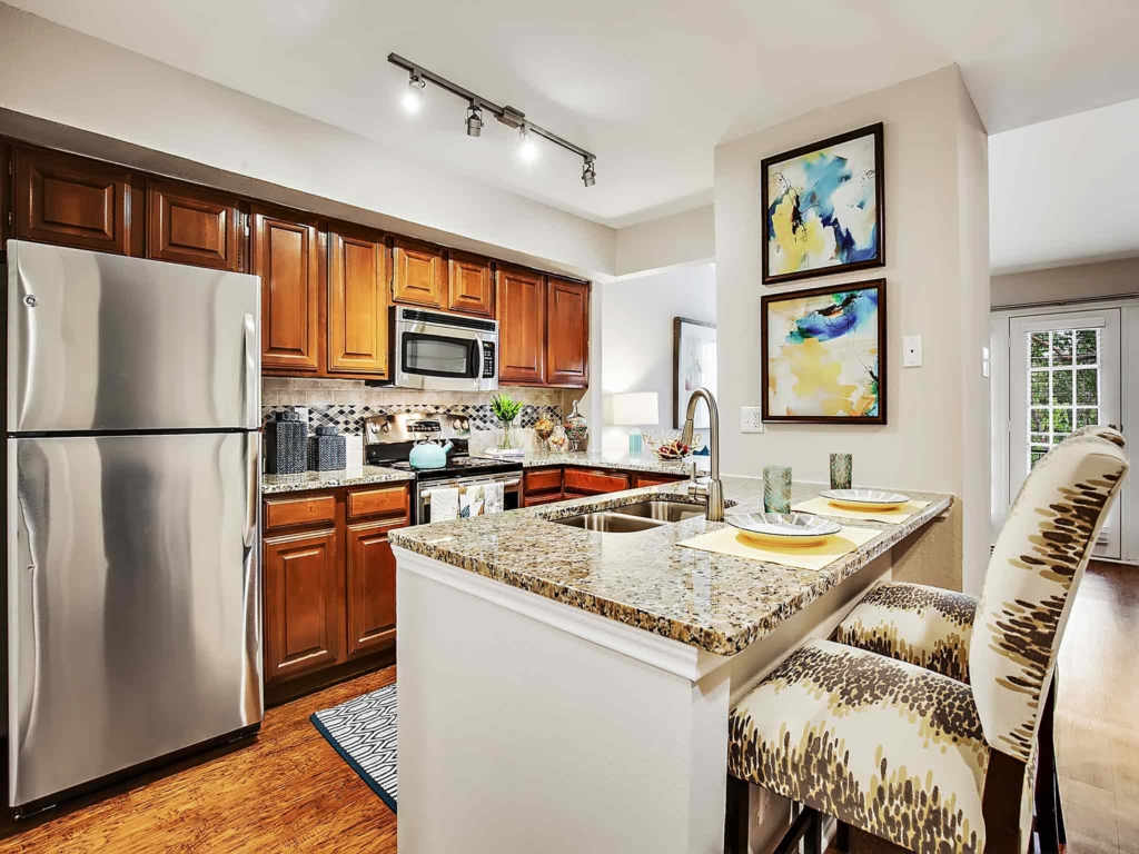 Kitchen at Listing #136382