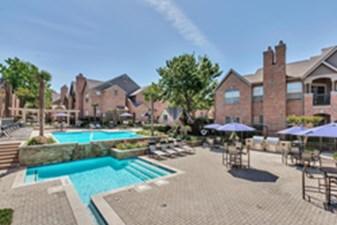 Pool at Listing #137535