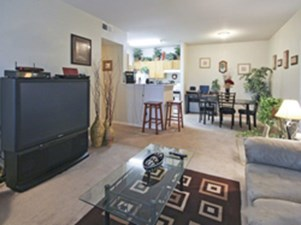 Living Area at Listing #138134