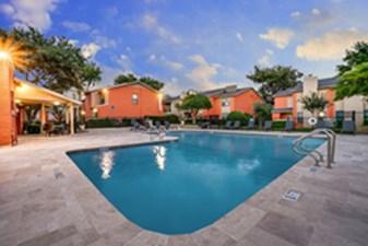 Pool at Listing #136077