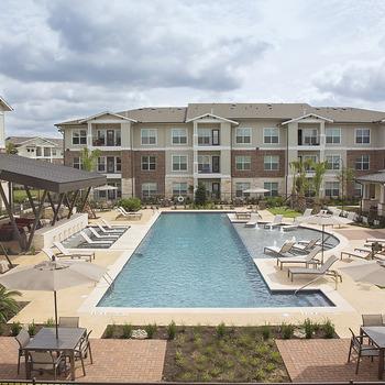 Pool at Listing #279753