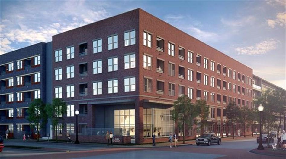 555 Ross Avenue Apartments