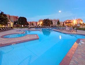 Pool at Listing #147767