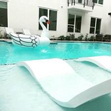 Pool at Listing #287345