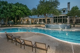 Pool at Listing #140755