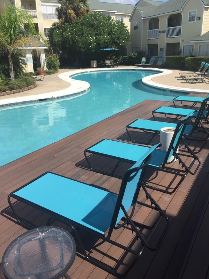 Pool at Listing #138315