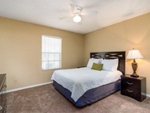 Bedroom at Listing #140988