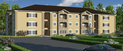 Gold Creek Apartments White Settlement TX