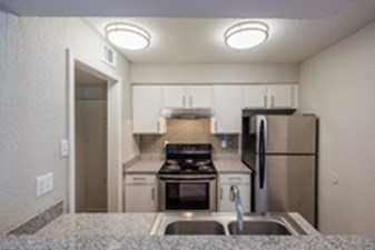 Kitchen at Listing #136181