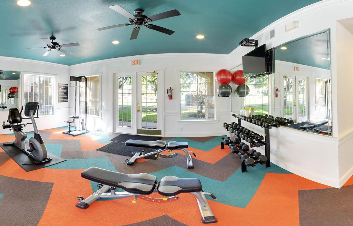 Fitness at Listing #137945