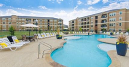 Pool at Listing #244164