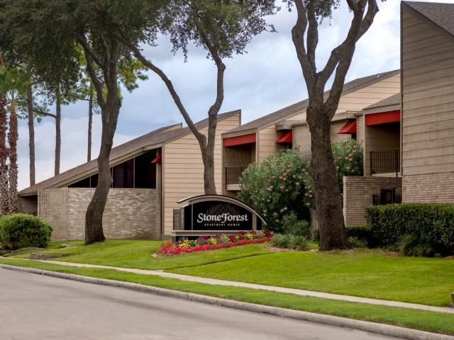 Stone Forest Apartments Houston TX