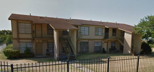 Prince Hall Apartments Dallas TX