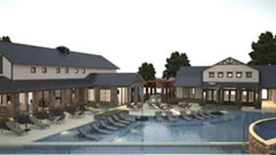 Pool at Listing #332091
