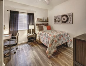 Bedroom at Listing #217219