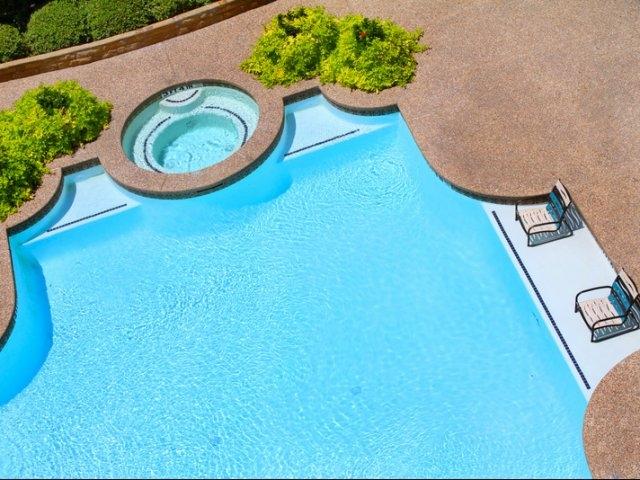 Pool at Listing #138159
