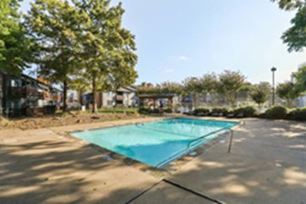 Pool at Listing #135974