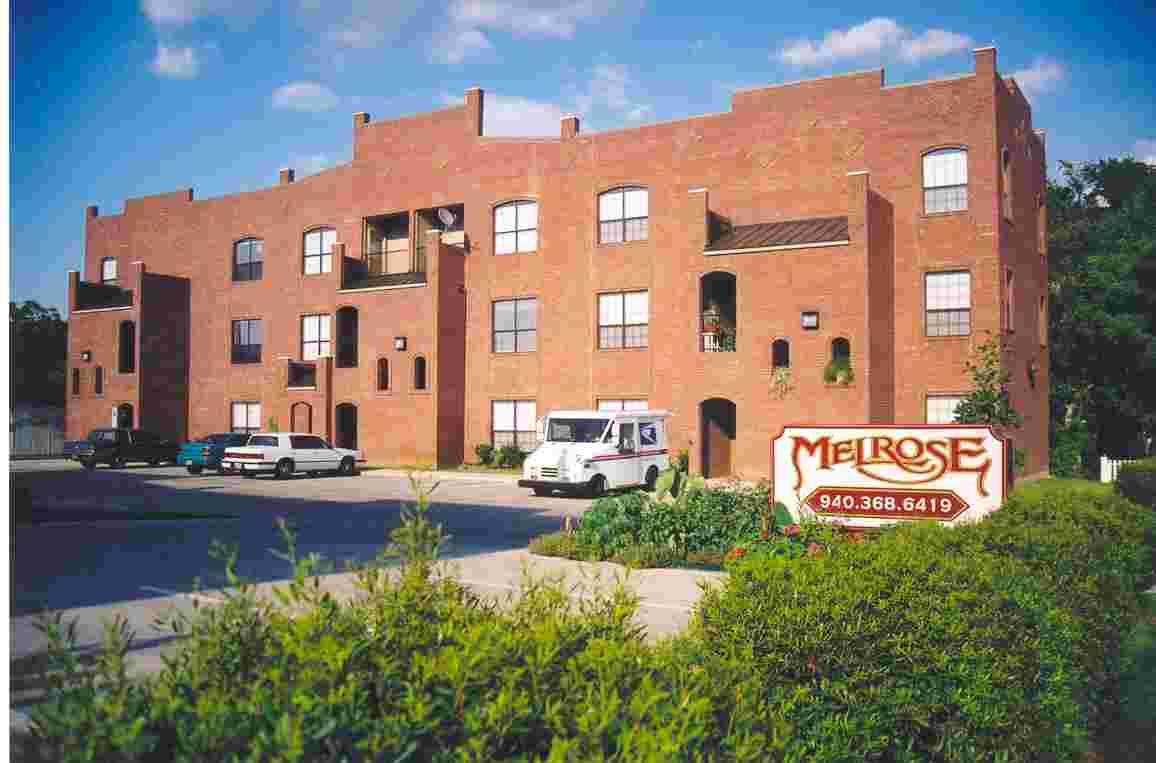 Melrose Apartments Denton TX