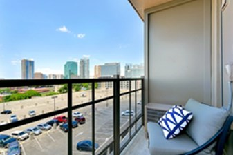 Balcony at Listing #276641