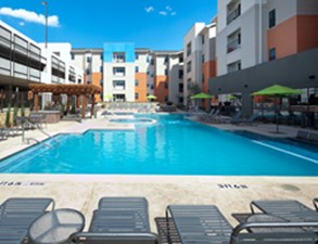 Pool at Listing #153000