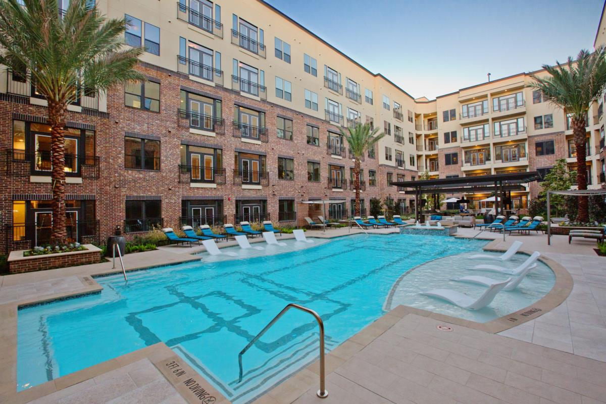 Alexan Ashford Apartments Houston TX