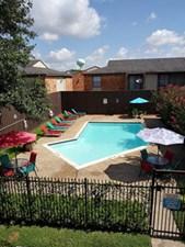Pool Area at Listing #139512