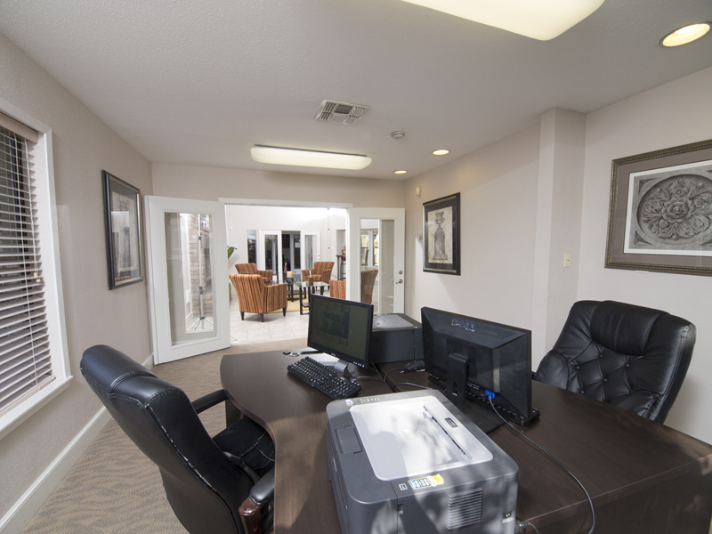 Office at Listing #136895