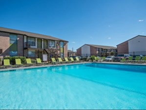 Pool at Listing #138841