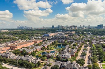 Aerial View at Listing #140072