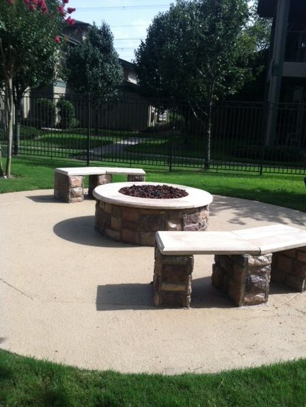 Fire Pit at Listing #144166