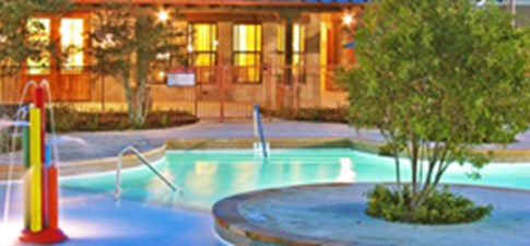 Pool at Listing #140805