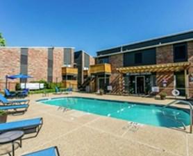 Pool at Listing #137137