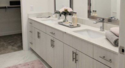 Bathroom at Listing #269826