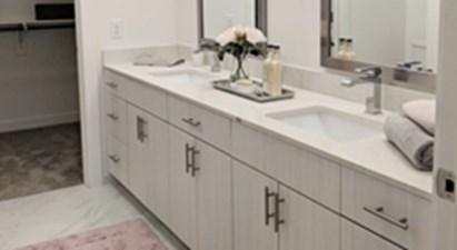 Bathroom at Listing #269826