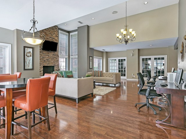 Clubhouse at Listing #135999