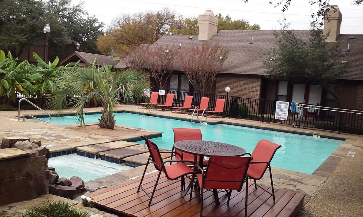Pool at Listing #136726