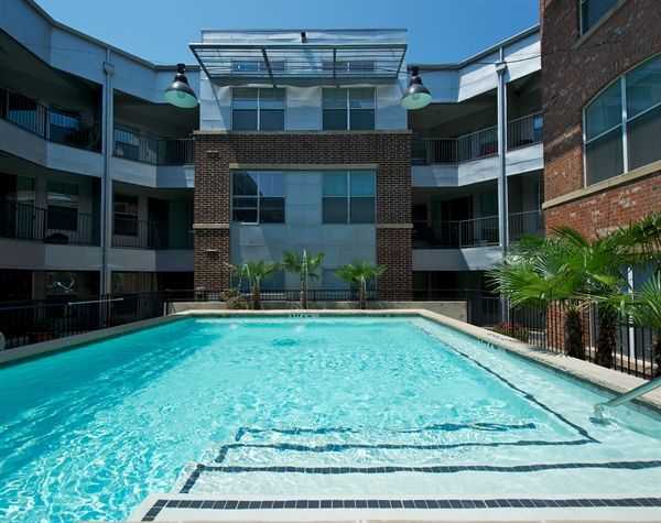 Pool at Listing #144080
