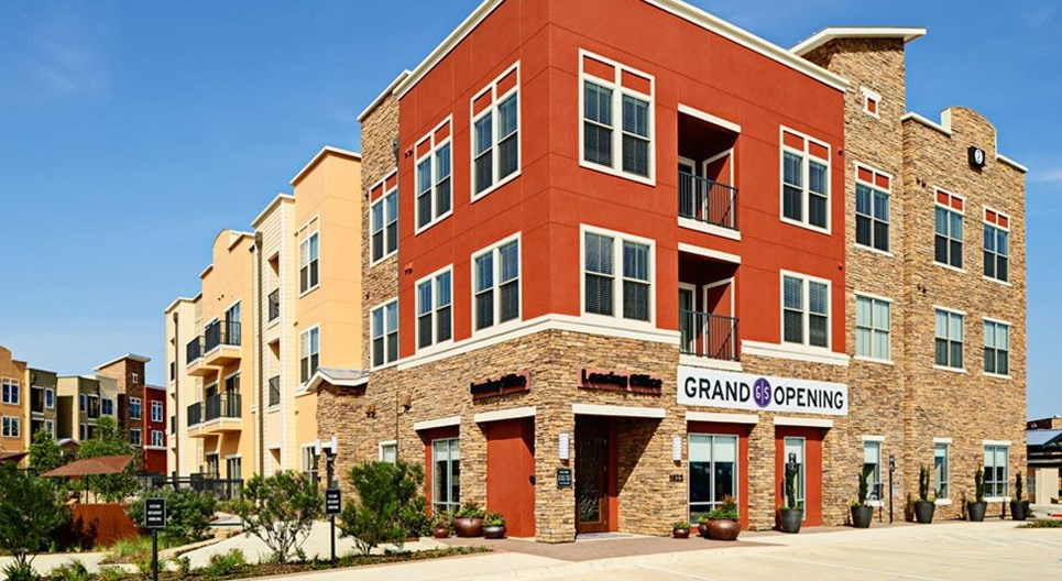 Grapevine Station Apartments