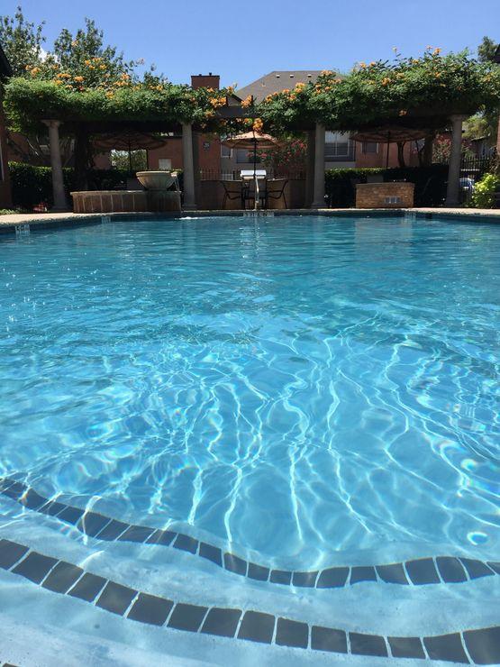 Pool at Listing #137688