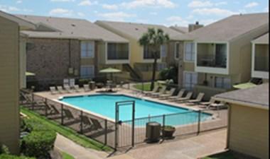 Pool at Listing #138504