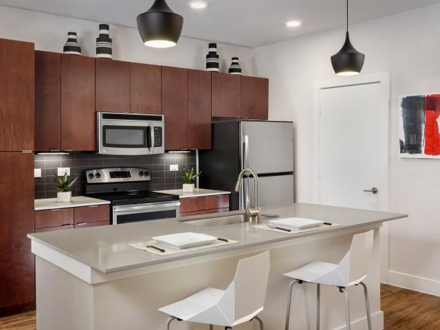 Kitchen at Listing #149029
