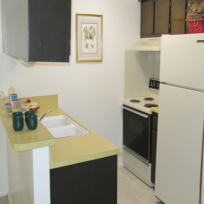 Kitchen at Listing #140849
