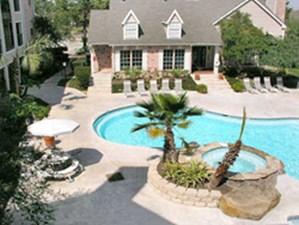 Pool at Listing #139201