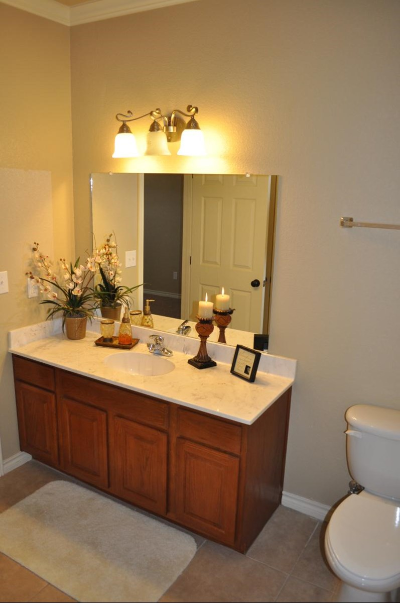 Bathroom at Listing #235130