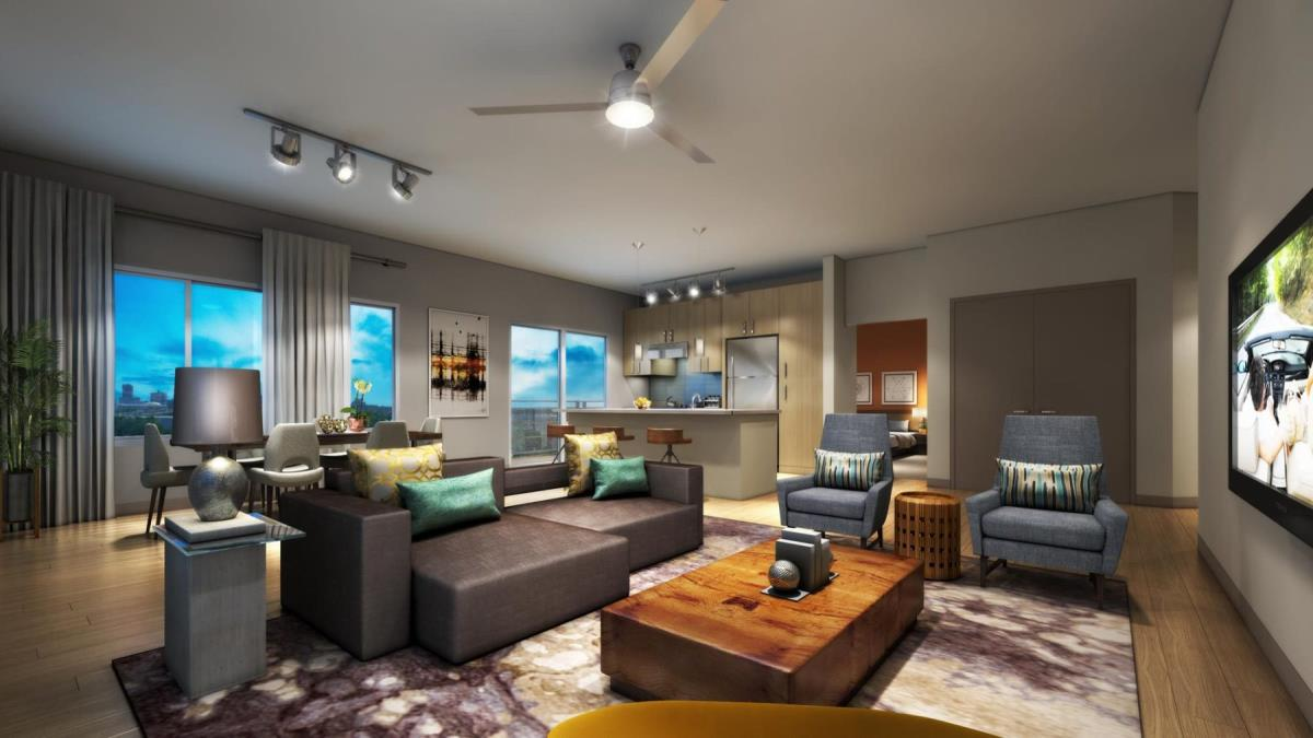 Lounge at Listing #276808