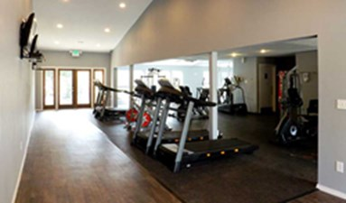 Fitness Center at Listing #136076