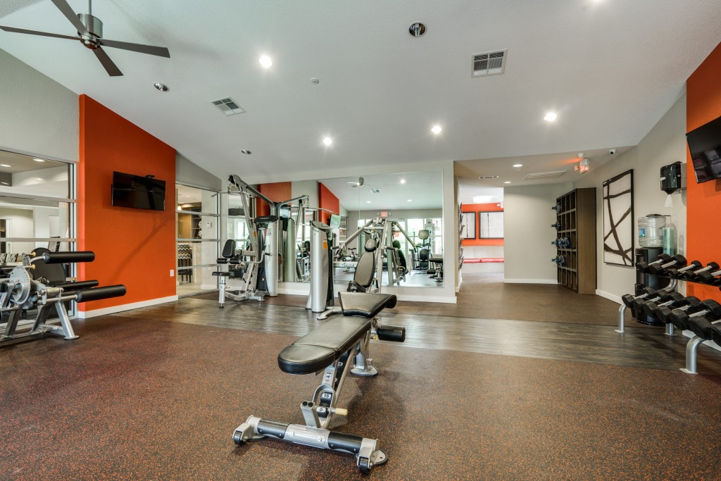 Fitness at Listing #136896