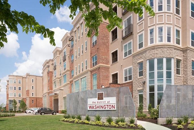 District at Washington Apartments Houston TX