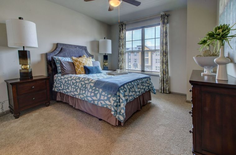 Bedroom at Listing #240938