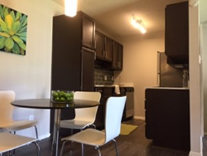 Dining/Kitchen at Listing #143463